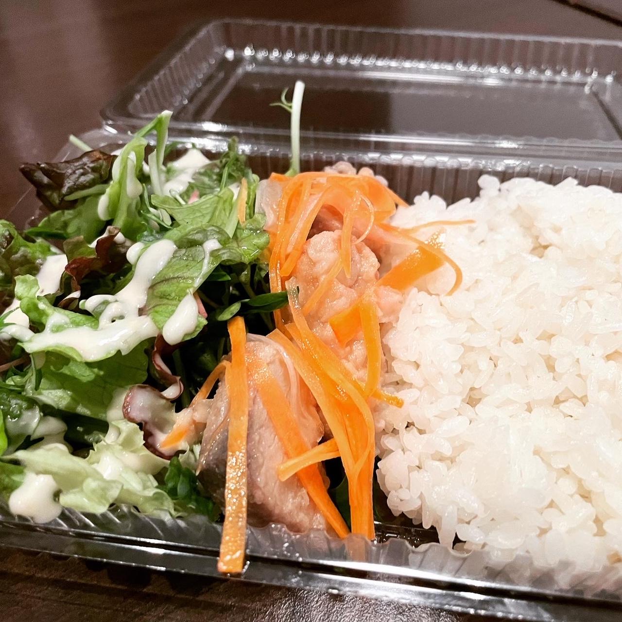柔らか牛タンシチューセット(ライス、野菜、一品付き)